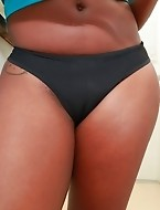 Big Booty Black Girlriend Harmonie